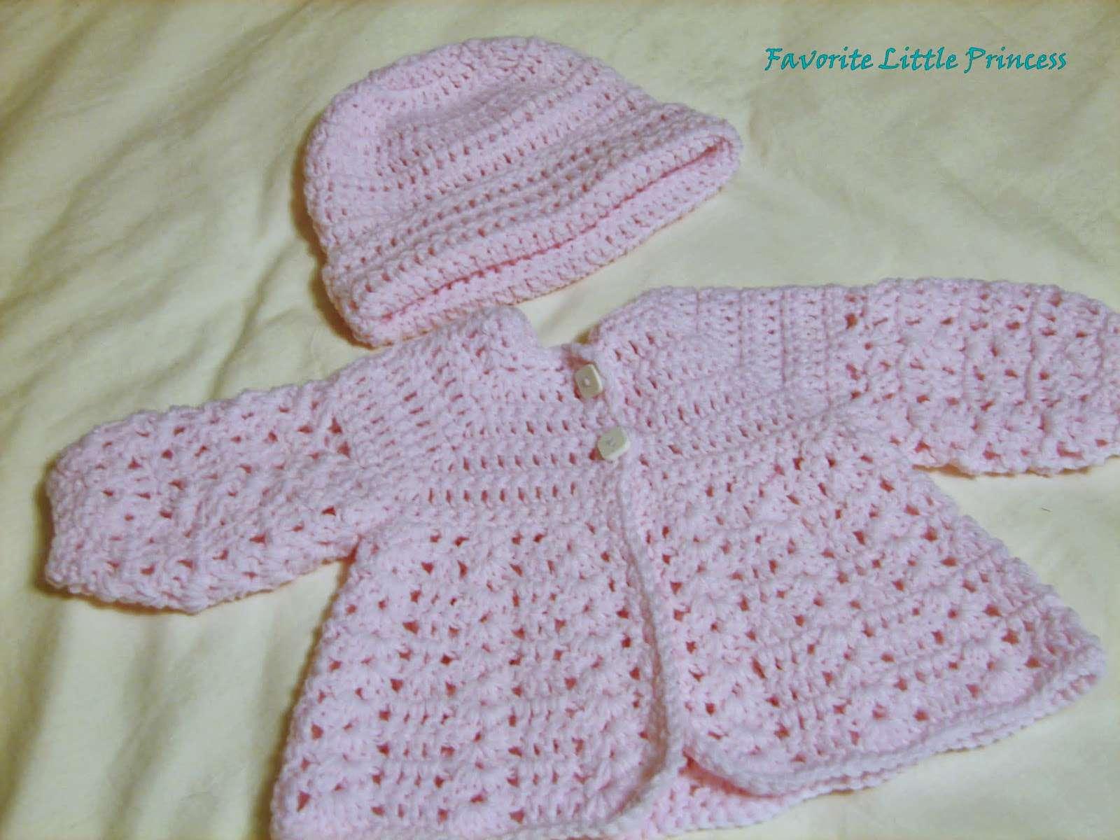 34 Amazing Crochet Baby Sweater Patterns Crochetnstyle Com